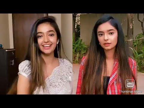 Anushka Sen New Musical Tik Tok Video| Riyaz, Siddhartha, Jannat Jubair, Avneet Kaur |