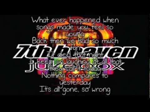 7th heaven  01The Music Died with lyrics from the album jukebox 2010 HD