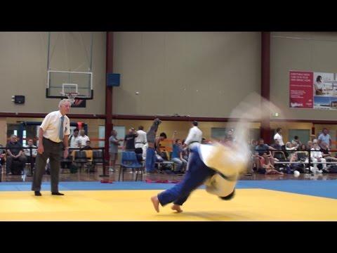 Judo Victoria 2015 State Titles