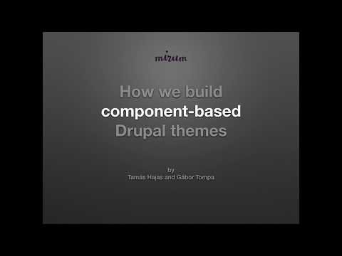How we build component-based Drupal themes (with Emulsify / Pattern Lab or Fractal) thumbnail