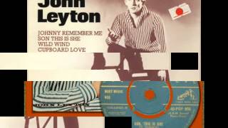 John Leyton Son, This Is She Stereo Mix