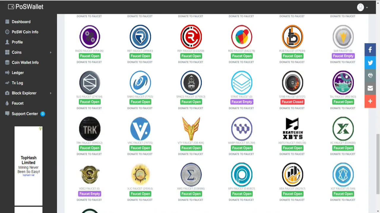 cryptocurrency pos coins