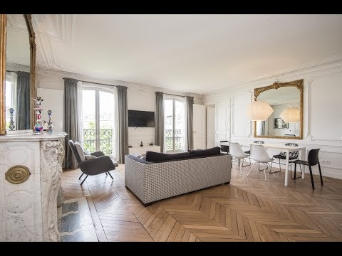 (Ref: 16147) 1-Bedroom furnished apartment for rent on Avenue Marceau (Paris 16th)
