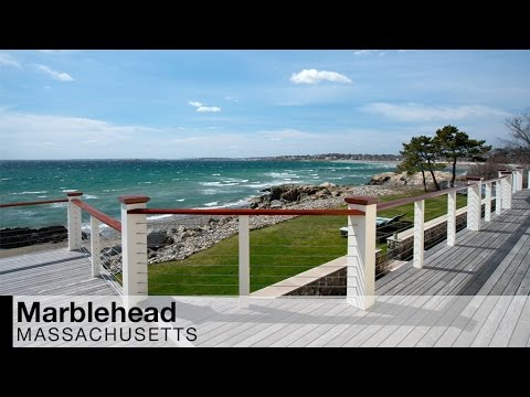 Video of 201 Ocean Avenue | Marblehead, Massachusetts waterfront real estate & homes