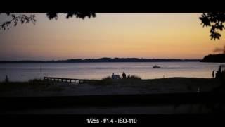Nikon D810 Low Light Test With Nikkor 50mm 1.4D lens