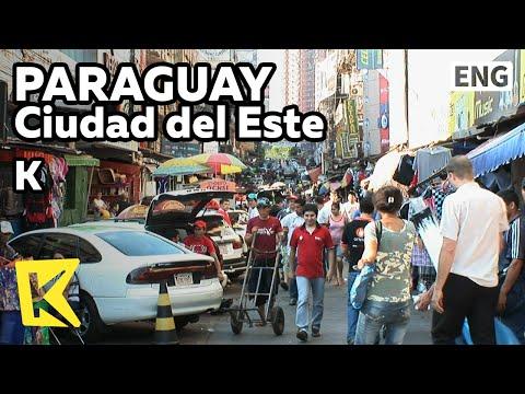 【K】Paraguay Travel-Ciudad del Este[파라과이 여행-시우다드델에스테]남미 국제 시장/Black Market/International/Shopping