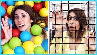 Oyun Alanı Oyun Evini Tamamla Sona Ulaş Eğlenceli Çocuk Videosu Dila Kent