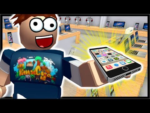 Roblox Apple Store Tycoon Youtube