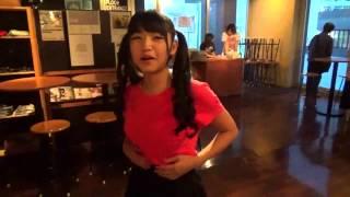 2014年9月12日G☆Girls企画のオフショットです 柔道披露:永井里菜( @rin...
