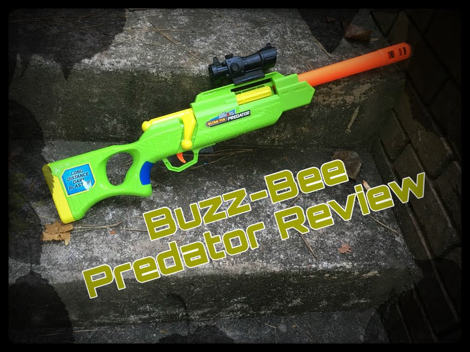 Honest Review Buzz Bee Predator Full Unboxing And Firing Demo Youtube