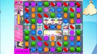 Candy Crush Saga Level 1093 35 moves NO BOOSTERS Cookie
