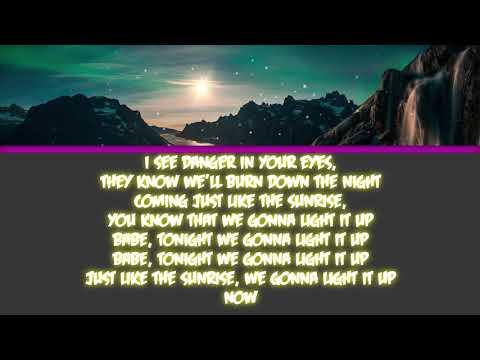 Robin Hustin x TobiMorrow - Light It Up (feat. Jex) [Lyrics]