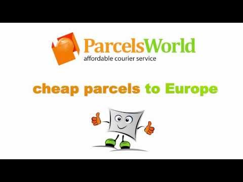 Parcels World Ireland - cheap courier services Ireland, UK and Europe