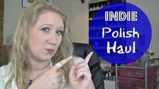 Indie Nail Polish Haul ~ Pipe Dream Polish, Candy Lacquer, KBShimmer