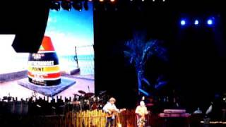 "Jimmy Buffett ""My head hurts, my feet stink, and I don"