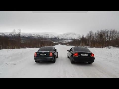 Знакомство с Volvo S60 2006 г.в [2015]