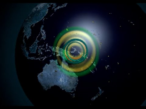 M7.5 Quake & Tsunami Watch - Papua New Guinea May.5.15