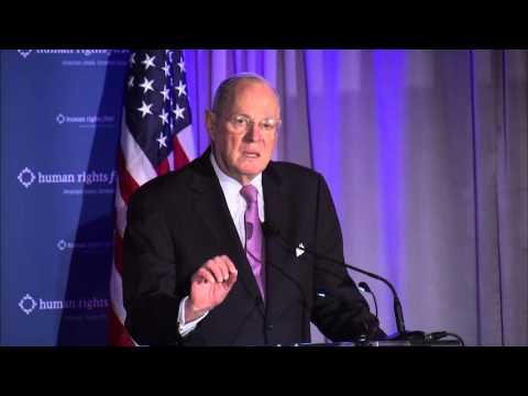 2015 Human Rights First Beacon Prize - Justice Anthony Kennedy's Acceptance Speech