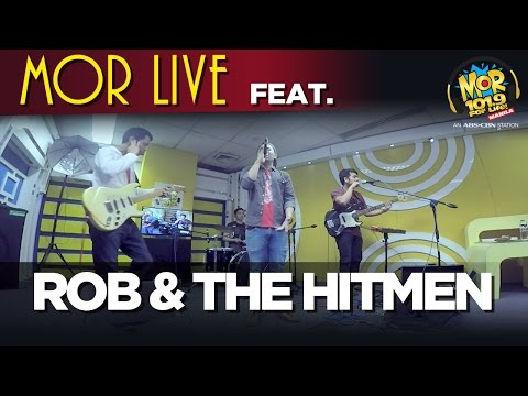 MOR Exclusives: Rob & The Hitmen on MOR Live!