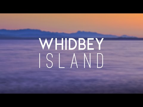 Whidbey Island Cinematic