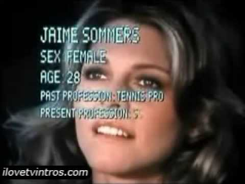 Bionic Woman Intro