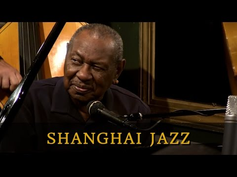 On the South Side of Chicago by Phil Zeller - Freddy Cole Quartet at Shanghai Jazz (Madison, NJ)
