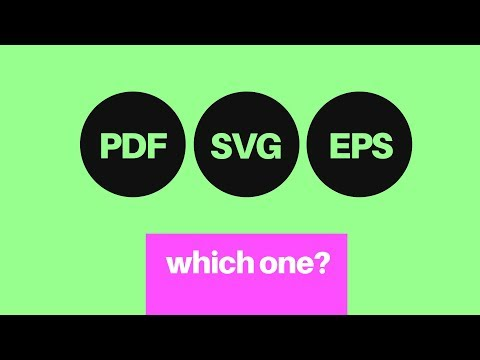 Which File Formats Should You Be Using? *NEED TO KNOW*