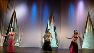 Cores de Metal - Dança do Ventre - 36 F...