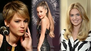 Jennifer Lawrence, Ariana Grande & Kate Upton NUDE Photos - Lawyers Take Action
