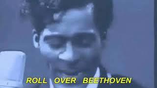 Chuck Berry Roll Over Beethoven Lyrics
