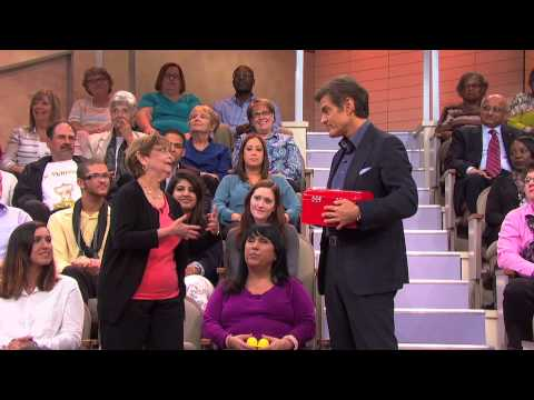Dr. Oz Explains How Hard-Boiled Eggs Give You Energy