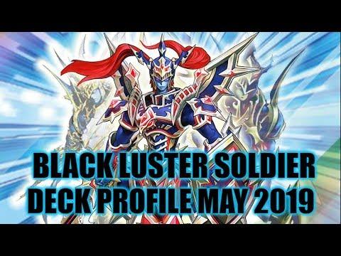 Download Yugioh Best Black Luster Soldier Deck Profile New