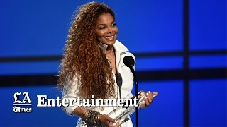 Janet Jackson returns to the spotlight with tribute | BET Awards 2015