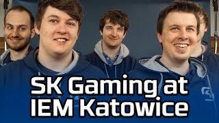 SK Gaming at IEM Katowice 2015