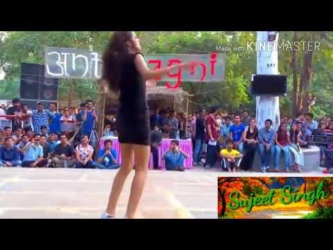 Ranchi College Bhojpuri Dance