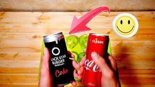 Скачать Black Star Cola против Coca Cola Блэк Стар Кола против Кока Колы BlackStarCola BlackStar Cola