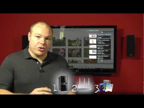 Part 1: Introduction and Demonstration - Setting up a Home Digital Entertainment System