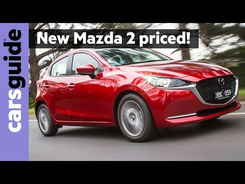 new-mazda-2-2020-pricing-and-specs-confirmed