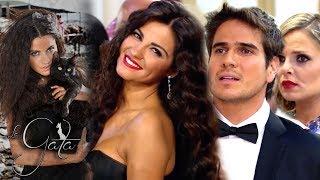 La Gata - Capítulo 18: ¡Esmeralda humilla a los Martínez Negrete! | Tlnovelas