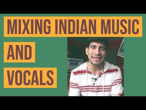Mixing Indian Music Vocals | AlexProMix.com