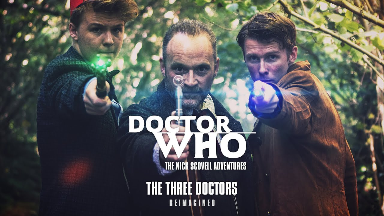 The Three Doctors: Reimagined