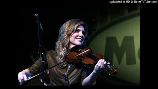 Watch Alison Krauss Teardrops Will Kiss The Morning Dew video