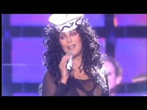 CHER - If I Could Turn Back Time (live)