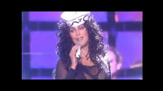 cher if i could turn back time live