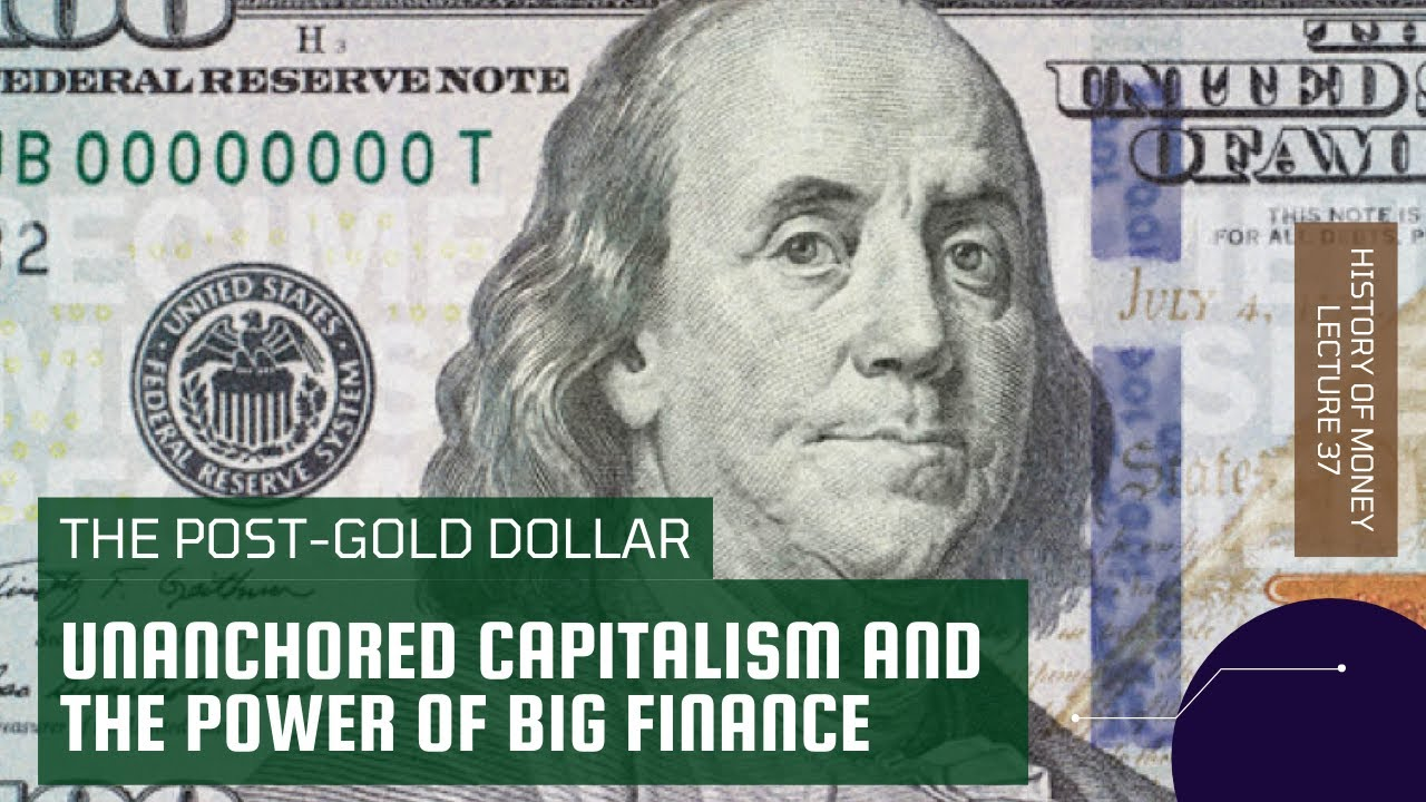 The Post-Gold Dollar: Unanchored Capitalism and the Power of Big Finance