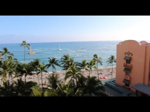 Honolulu 2018 - Waikiki Beach & The Royal Hawaiian