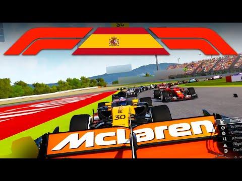 Safety-Car-HORROR | Spanien 2/2 🎮 F1 2017 S2 #10