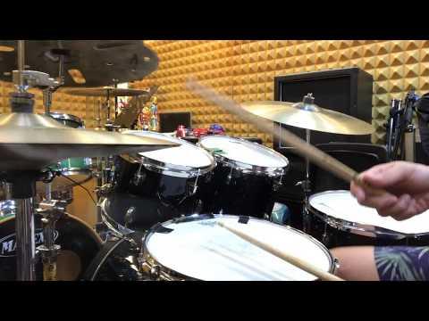 莫文蔚-慢慢喜歡你-Drum Cover By Ghosty