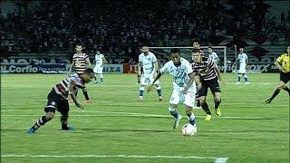 Melhores Momentos - Santa Cruz 1 x 2 Paysandu - Brasileirão Serie B 2015