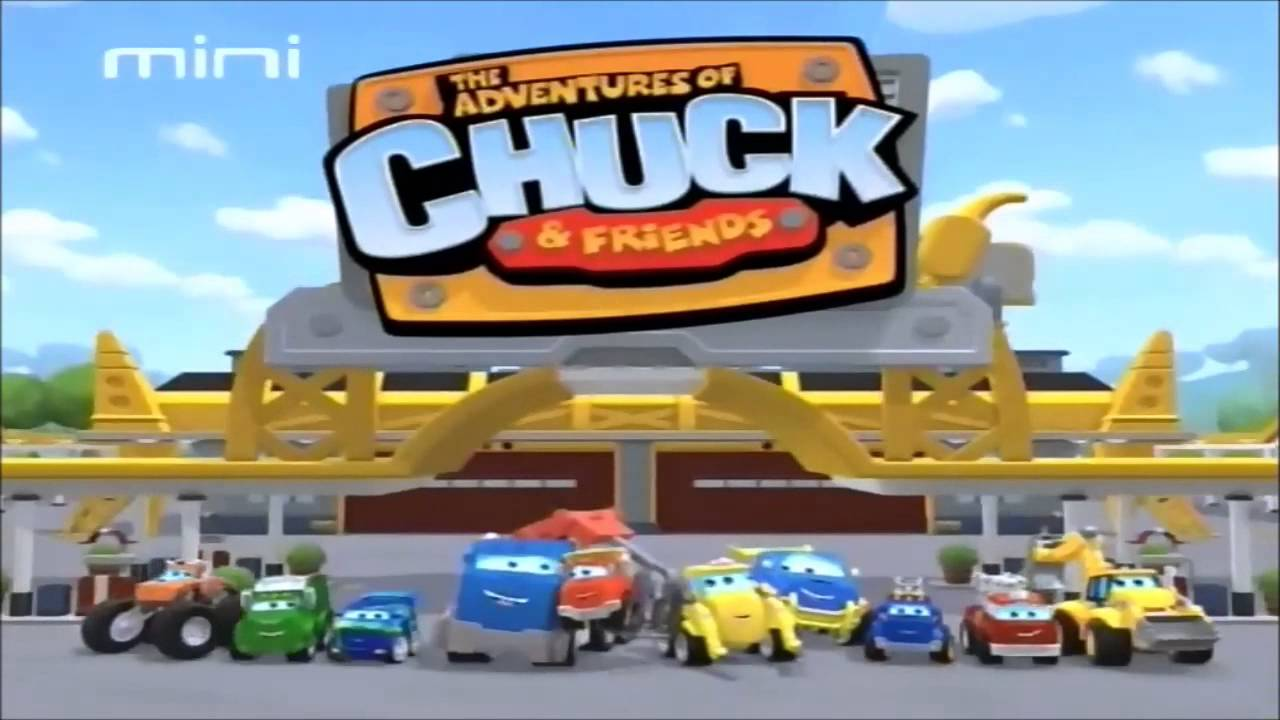 The Adventures Of Chuck And Friends Theme And Ending